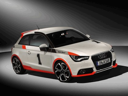2010 Audi A1 Competition Kit 1
