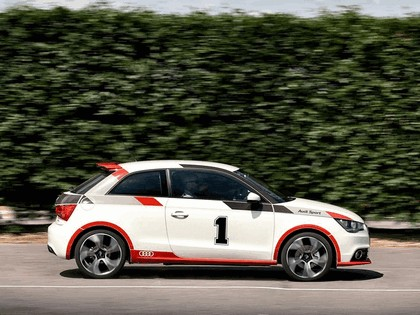 2010 Audi A1 Competition Kit 8