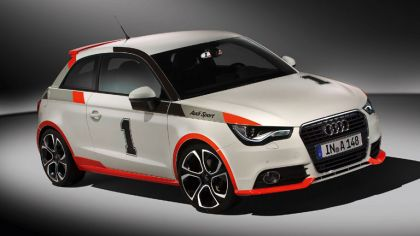 2010 Audi A1 Competition Kit 4