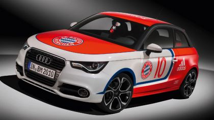 2010 Audi A1 FC Bayern Muenchen 1