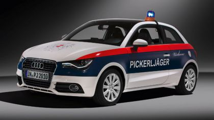 2010 Audi A1 Pickerljager 5