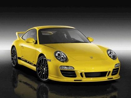 2010 Porsche 911 ( 997 ) Carrera S with aerokit cup retrofitting 1