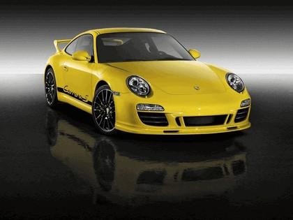 2010 Porsche 911 ( 997 ) Carrera S with aerokit cup retrofitting 2