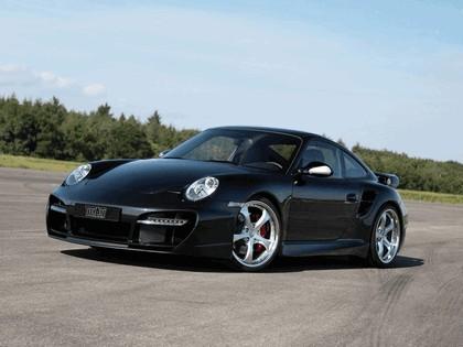 2010 Porsche 911 ( 997 ) Turbo Aerokit II by TechART 1