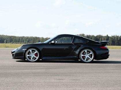 2010 Porsche 911 ( 997 ) Turbo Aerokit II by TechART 2