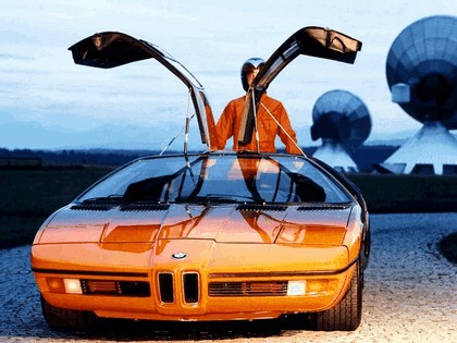 1972 BMW Turbo concept 1