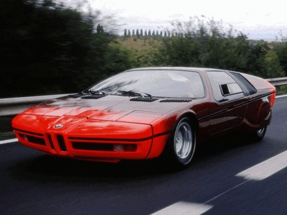 1972 BMW Turbo concept 4
