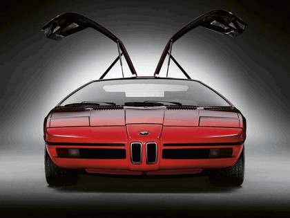1972 BMW Turbo concept 6