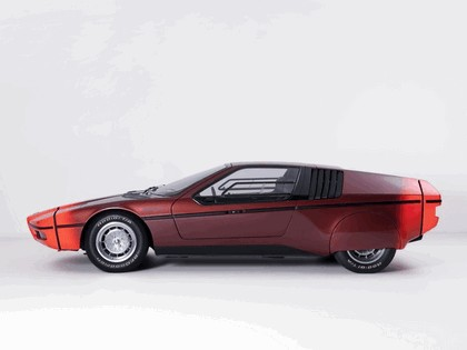 1972 BMW Turbo concept 8