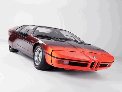 1972 BMW Turbo concept 10