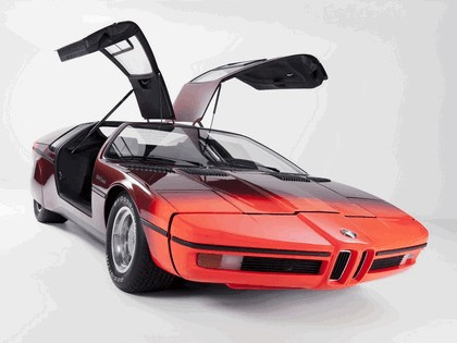 1972 BMW Turbo concept 11