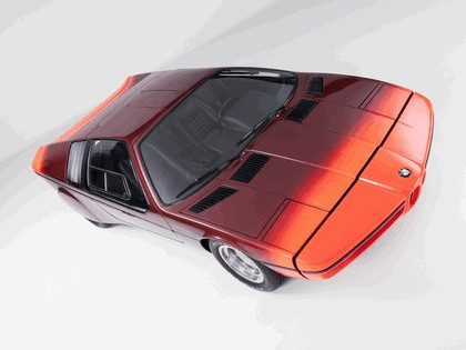 1972 BMW Turbo concept 12