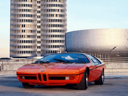 1972 BMW Turbo concept 14