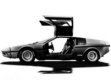 1972 BMW Turbo concept 18