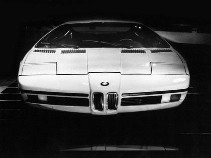 1972 BMW Turbo concept 19