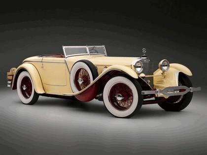 1928 Mercedes-Benz 680S Saoutchik Torpedo roadster 1