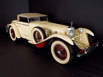 1928 Mercedes-Benz 680S Saoutchik Torpedo roadster 4