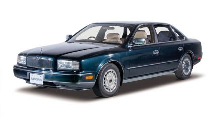 1990 Nissan President ( HG50 ) 7