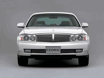 1999 Nissan Cedric ( Y34 ) 4