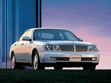 1999 Nissan Cedric ( Y34 ) 5