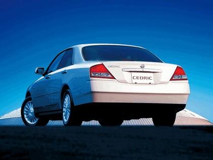 1999 Nissan Cedric ( Y34 ) 6