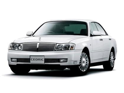 1999 Nissan Cedric ( Y34 ) 7