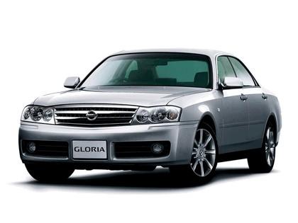 1999 Nissan Gloria ( Y34 ) 7