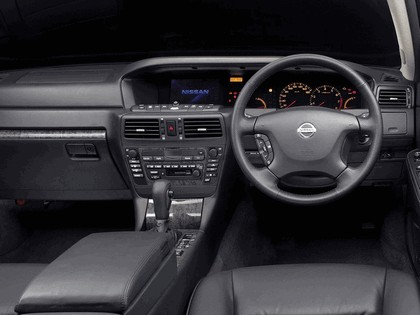 1999 Nissan Gloria ( Y34 ) 11