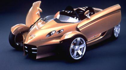 2000 Hyundai Neos concept 5