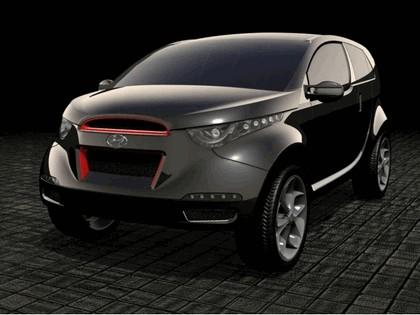 2004 Hyundai Neos II concept 1