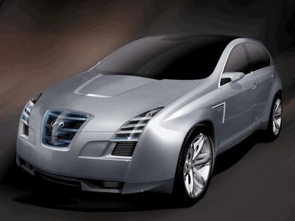 2005 Hyundai Neos III concept 1