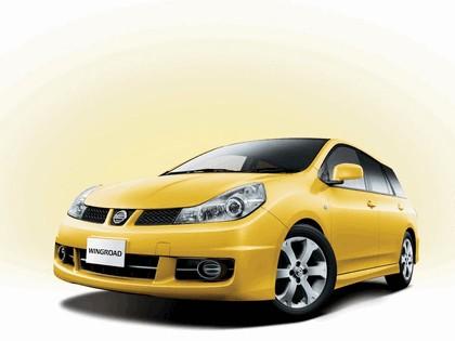2006 Nissan Wingroad ( Y12 ) 6