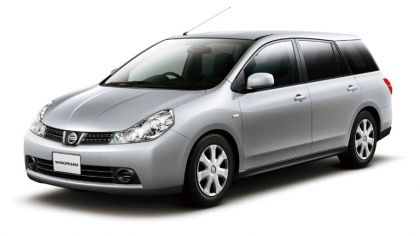 2006 Nissan Wingroad ( Y12 ) 4