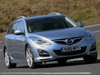 2010 Mazda 6 Wagon - UK version 1