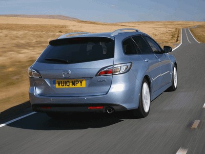 2010 Mazda 6 Wagon - UK version 3
