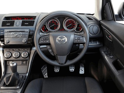 2010 Mazda 6 Wagon - UK version 5