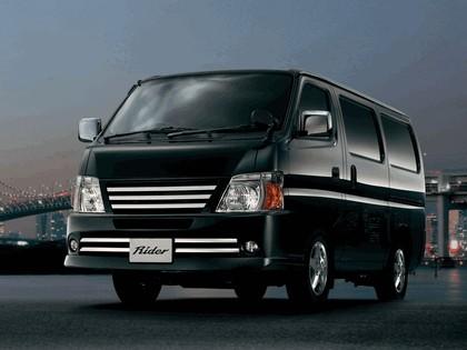 2010 Nissan Caravan Rider ( E25 ) by Autech 2