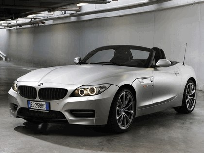 2010 BMW Z4 ( E89 ) sDrive35is Roadster Mille Miglia Limited Edition 1