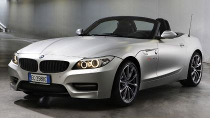 2010 BMW Z4 ( E89 ) sDrive35is Roadster Mille Miglia Limited Edition 4