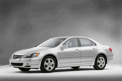 2005 Acura RL 1