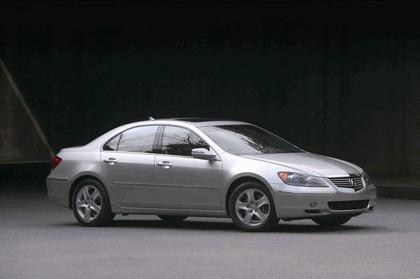 2005 Acura RL 7