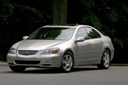 2005 Acura RL 9