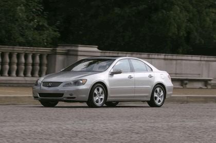 2005 Acura RL 10