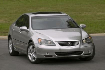 2005 Acura RL 17