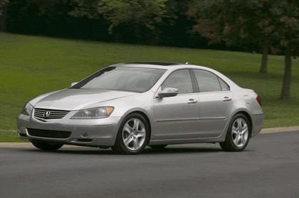 2005 Acura RL 19