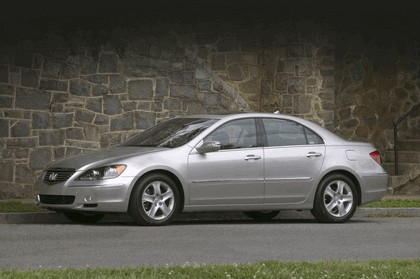 2005 Acura RL 20