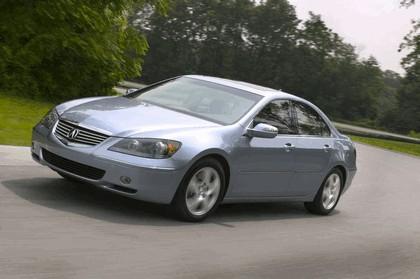 2005 Acura RL 23