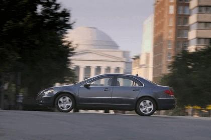 2005 Acura RL 25