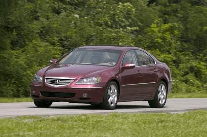 2005 Acura RL 36