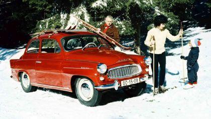 1959 Skoda Octavia 2